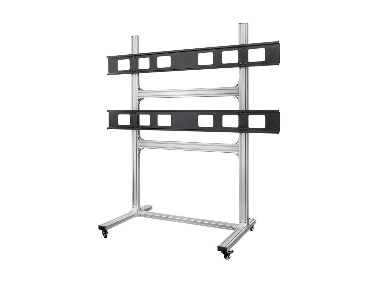 Video wall stovas - lentelė